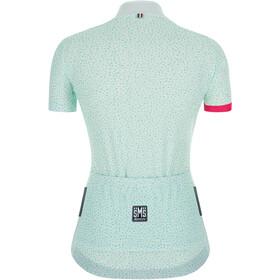 Santini Giada Hip Jersey Dames, dewy green